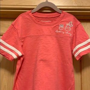 Abercrombie kids girls t shirt size 7/8